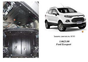 Захист двигуна Ford Ecosport EcoBoost - фото №1