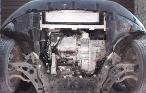Защита двигателя Mini Cooper (F56) - фото №3