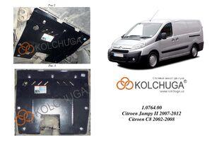 Защита двигателя Peugeot 807 - фото №5
