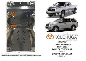 Захист двигуна Toyota Tundra 2 - фото №1