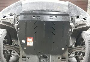 Защита двигателя Honda Civic 10 4D седан + купе - фото №2