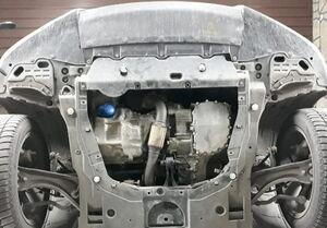 Защита двигателя Honda Civic 10 4D седан + купе - фото №3