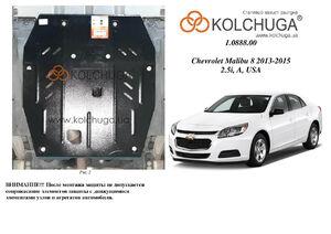 Защита двигателя Chevrolet Malibu - фото №3
