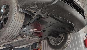 Захист двигуна Nissan Rogue T32 USA - фото №4
