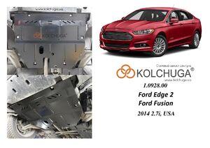 Захист двигуна Ford Fusion 2 USA - фото №6