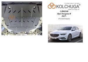 Защита двигателя Opel Insignia B - фото №5
