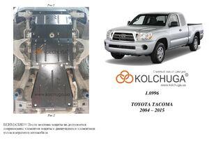 Защита двигателя Toyota Tacoma 2 - фото №1