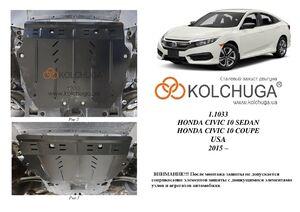 Honda Civic 10 4D седан + купе