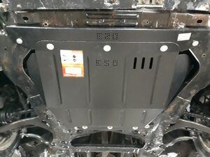 Защита двигателя Peugeot 605 - фото №1