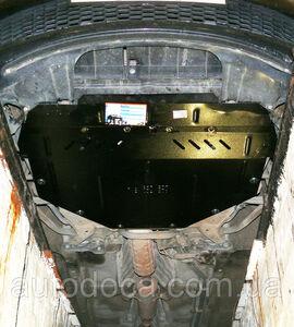 Защита двигателя Mazda 6 (1-ое поколение) - фото №5