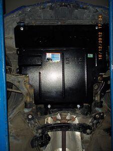 Защита двигателя Mazda 3 (1-ое поколение) - фото №2
