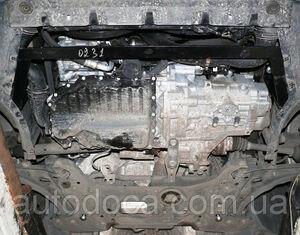 Защита двигателя Volkswagen Golf 6 - фото №6