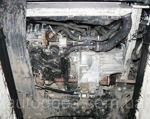 Защита двигателя Citroen Jumper 2 - фото №5