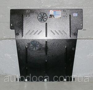 Захист двигуна Ford Mondeo 5 - фото №4