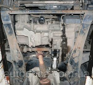Захист двигуна Ford Mondeo 5 - фото №6