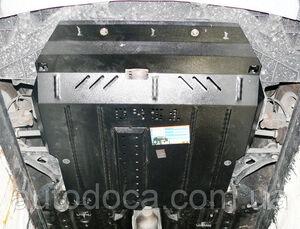 Защита двигателя Geely Panda LC Cross - фото №4