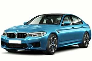 Защита двигателя BMW 5 F90 - фото №1