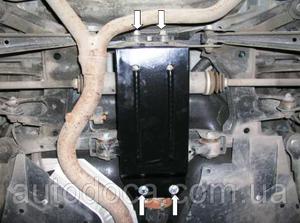 Защита двигателя Subaru Outback 4 - фото №11