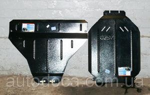Защита двигателя Subaru Outback 4 - фото №8