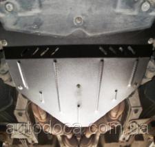 Захист двигуна Maserati Quattroporte - фото №4