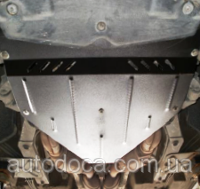 Защита двигателя Maserati Quattroporte - фото №4
