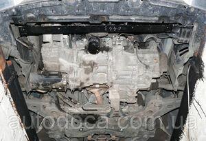 Защита двигателя Mazda 5 - фото №5