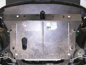 Защита двигателя Kia Carens 3 - фото №4