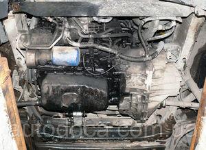 Защита двигателя Renault Master 2 - фото №10