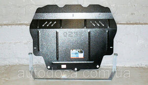 Защита двигателя Volkswagen Passat B7 - фото №8