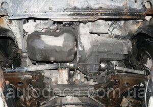 Защита двигателя Volkswagen Golf 2 - фото №4