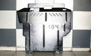 Защита двигателя Volkswagen Golf 3 - фото №5