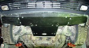 Защита двигателя Mercedes-Benz E-class W210 - фото №6