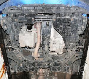 Защита двигателя Fiat Sedici - фото №4