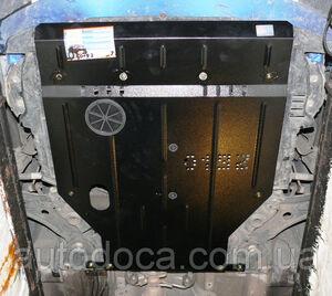 Защита двигателя Fiat Sedici - фото №3