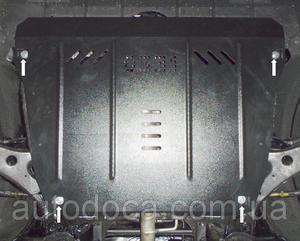 Защита двигателя Geely Emgrand 8 - фото №4