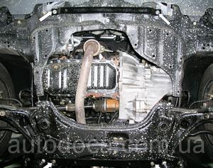Защита двигателя Geely MK Cross - фото №5