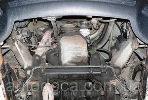 Защита двигателя Audi 80 B3 - фото №8