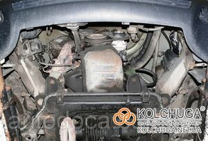 Захист двигуна Audi 80 B4 - фото №4
