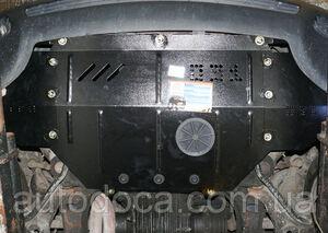 Защита двигателя Audi 80 B3 - фото №7