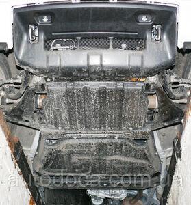 Защита двигателя Mitsubishi Pajero Wagon - фото №3
