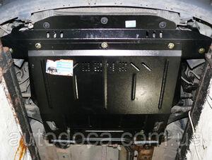 Защита двигателя Ford Fiesta 6 JH - фото №3