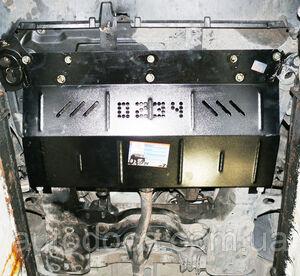 Защита двигателя Citroen Jumpy 3 - фото №4
