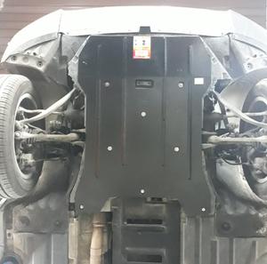 Захист двигуна BMW X3 F25 - фото №5