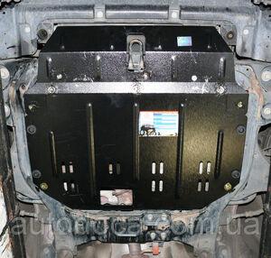 Защита двигателя Hyundai Elantra 4 HD - Фото №2