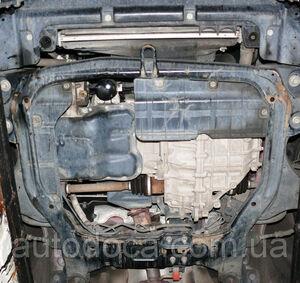 Защита двигателя Hyundai Elantra 4 HD - Фото №3