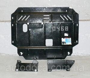Захист двигуна Kia Cerato 3 - фото №4