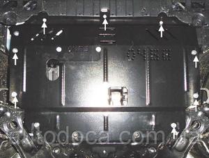 Захист двигуна Kia Cerato 3 - фото №5