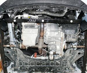 Защита двигателя Ford Fiesta 7 EcoBoost - фото №5