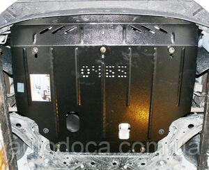 Захист двигуна Ford Fiesta 7 EcoBoost - фото №4