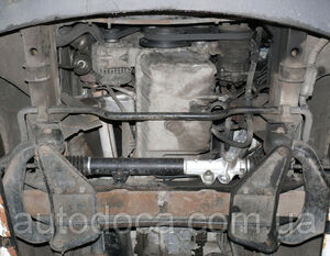 Захист двигуна Volkswagen LT28 / LT35 / LT46 - фото №2